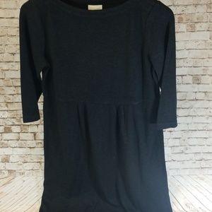 J.Jill Black Maxi Dress